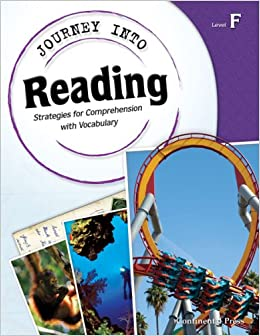 Reading Comprehension: Journey into Reading, Level F - 6th