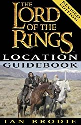 The Lord of the Rings Location Guidebook by Brodie, Ian (2003) Paperback