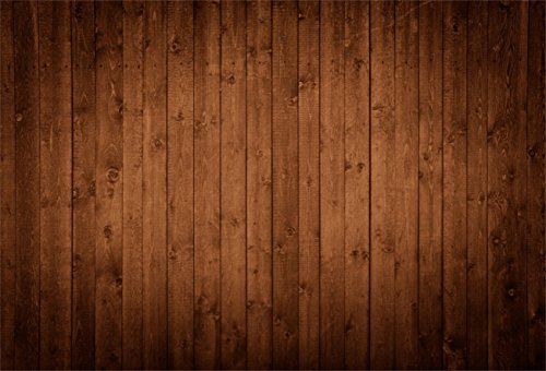 AOFOTO 7x5ft Vintage Wooden Plank Backdrop Retro Hardwood Board Photo Shoot Background Grunge Brown Wood Wallpaper Photography Studio Props Adult Child Kid Baby Artistic Portrait Digital Video (Advantage Timber Pattern)