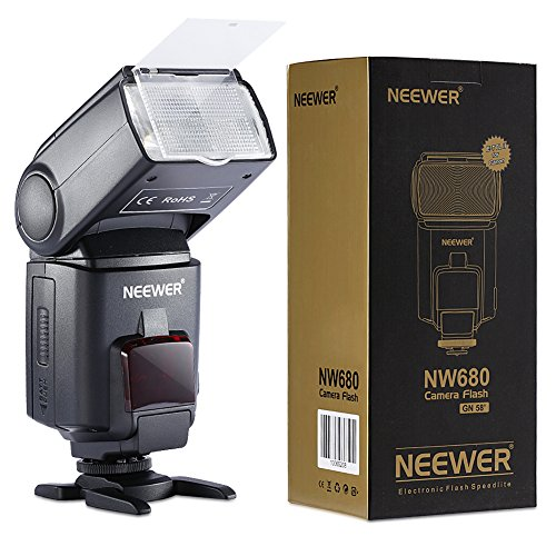 Neewer Speedlite Camera 50DT3I Cameras