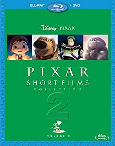 Pixar Short Films Collection Volume 2 [Blu-ray]