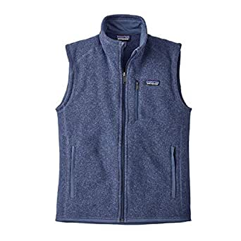 Patagonia Men S Better Sweater Vest Dolomite Blue Large