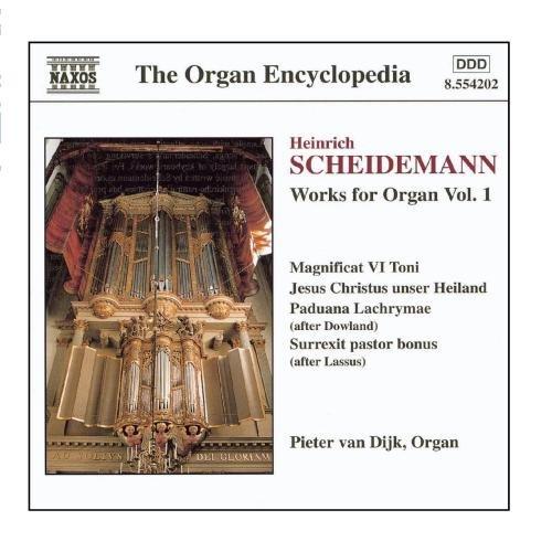 Van Pieter - SCHEIDEMANN: Organ Works, Vol.  1
