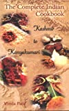img - for Complete Indian Cookbook: Kashmir to Kanyakumari by Vimla Patil (2003-01-04) book / textbook / text book