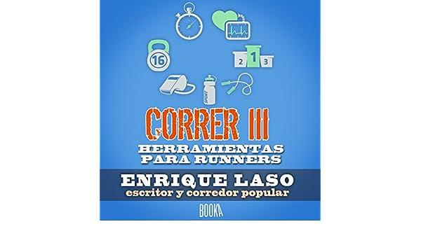 Amazon.com: CORRER III [RUN III] (Audible Audio Edition): Enrique Laso, Albert Navarro, Booka: Books