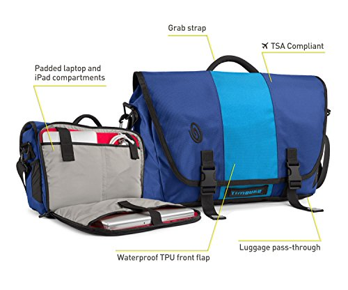 Timbuk2 Commute TSA-Friendly Messenger Bag 2014