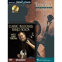 Tony Trischka Banjo Bk/CD/DVD