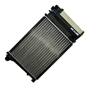 Radiador de refrigeración para vehículos sin aire acondicionado y caja de cambios manual BMW SERIE 3 E30 318 is; SERIE 3 E36 320 i 325 i 328 i + CABRIO + COUPE + TOURING; BMW SRIE 5 E34 518 i 520 i 525 i + TOURING 525 i;