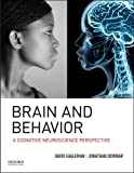 Brain and Behavior 1st Edition