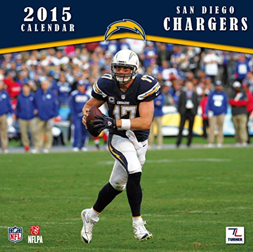(Turner Perfect Timing 2015 San Diego Chargers Mini Wall Calendar (8040503))