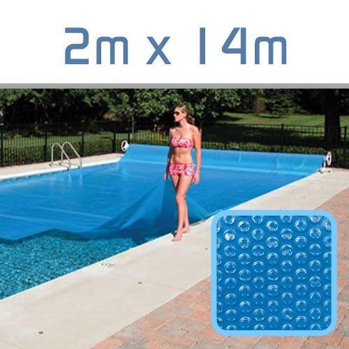 Linxor Cubierta a burbujas a medida para piscina 300 micras/70 tamaños disponibles/Norma CE: Amazon.es: Jardín