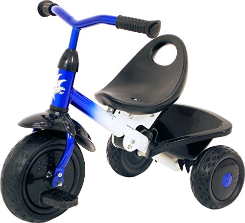Kiddi-o by Kettler Fold 'n Ride Trike with Adjustable Seat: Falcon, Youth Ages (Tricycle Fold 2 Go Trike)