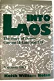 Into Laos: The Story of Dewey Canyon Ii/Lam Son 719, Vietnam 1971
