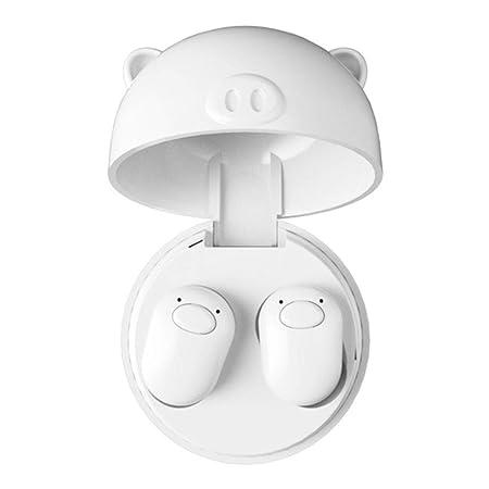 Kangdu88 Auriculares inalámbricos Bluetooth IPX-5 Auriculares ...