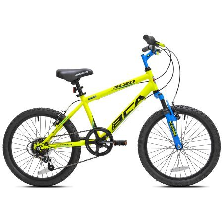BCA 20″ Boy's SC20 Bicycle – 6 Speed – Sturdy Steel