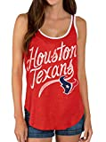 Junk Food NFL Houston Texans Licorice Red Juniors Tank Top