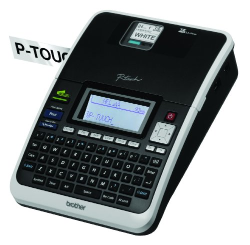 Brother PC Connectable Labeling System with Carry Case (PT2730VP) ()