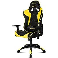 Drift DR300BY - Silla Gaming profesional, polipiel, reposabrazos 3D, piston clase 4, asiento basculante, altura…