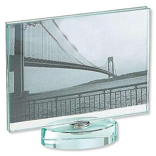 New glass SPINNER for HORIZONTAL 5x7 prints - 5x7