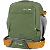 Pacsafe Camsafe V8 Anti-Theft Camera Shoulder Bag, Olive