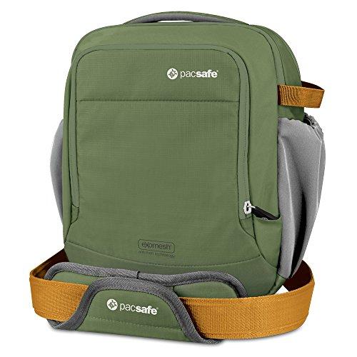 Pacsafe Camsafe V8 Anti-Theft Camera Shoulder Bag, Black