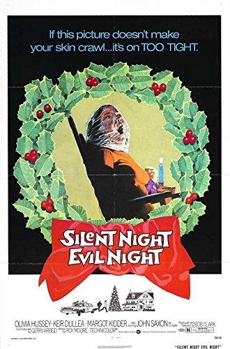 Black Christmas Movie Poster 1974