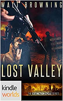 Extinction Cycle: Lost Valley (Kindle Worlds) by [Browning, Walt]