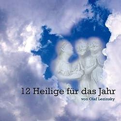 12 Heilige für das Jahr