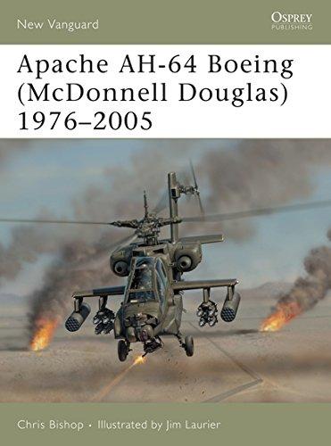 Apache AH-64 Boeing (McDonnell Douglas) 1976-2005 (New Vanguard) ()