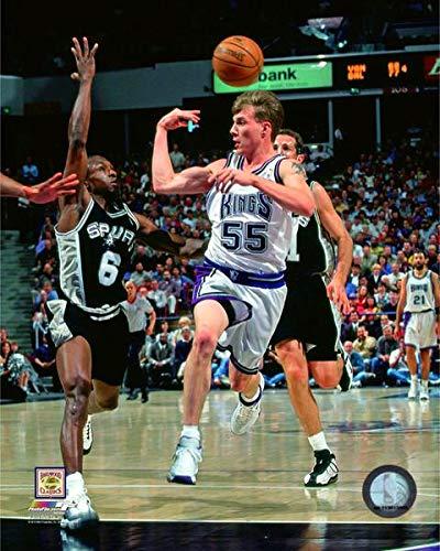 Jason Williams Sacramento Kings NBA Action Photo (Size: 8