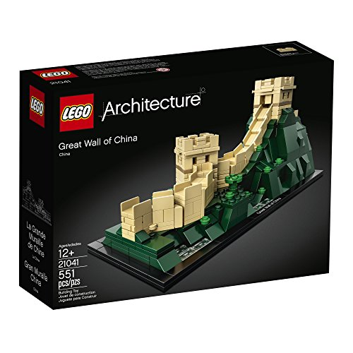 51CJjLQMnML - LEGO Architecture Great Wall of China 21041 BuildingKit (551 Piece)
