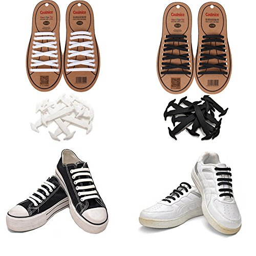 Joyshare Tie Shoelaces Kids Adults