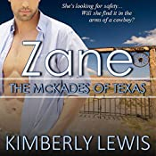 Zane: The McKades of Texas, Book 1 | Kimberly Lewis