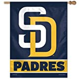 "San Diego Padres Official MLB 27""x27"" Banner Flag by Wincraft"