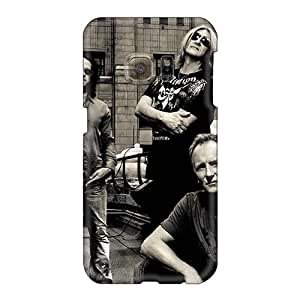 High Quality Mobile Cases For Samsung Galaxy S6 With Custom Colorful Def Leppard Band Pictures EricHowe