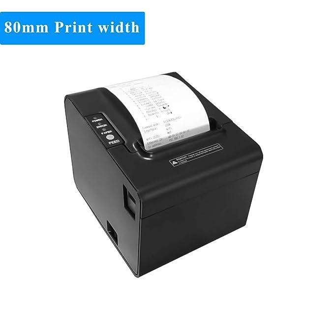 Impresora de tickets para POS 80mm, Meihengtong Impresora térmica ...