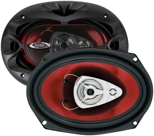 BOSS Audio Systems CH6930 Car Speakers - 400 Watts of Power Per Pair