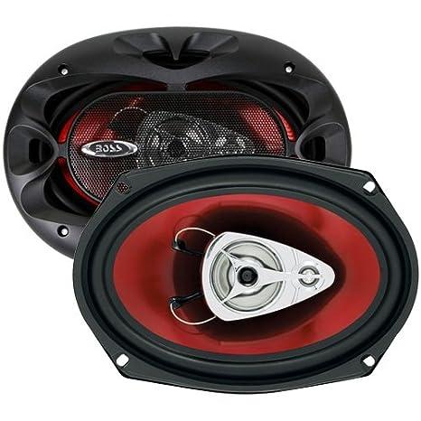 Review Car Speakers | BOSS