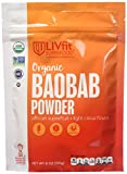 #5: BetterBody Foods Livfit Superfood Organic Baobab Super Fruit Powder, 6 Ounce