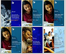 2018-2019 - Barbri Bar Exam California SET, SIX books - Conviser, Essay  Testing, MBE Questions, CPT, Outlines