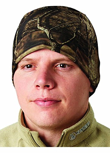 Hunters Specialties Spandex Camo - Hunters Specialties Scent-A-Way Silver Mossy Oak Break-Up Infinity Spandex Beanie Cap