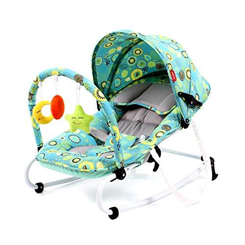全ての バウンサー0-18ヶ月赤ちゃん眠いロッキングチェア3スピード調整オックスフォード布快適な通気性耐摩耗性埋め込み尾根プレートを分解しやすい夏の特別な枕の快適さの椅子   B07FVT7Z4P, きもの レンタル 柳婚礼衣裳室 84507703