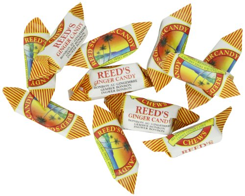Reed's Ginger Candy Chews, 11 Pound ()