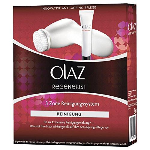 Olaz Regenerist 3 Zone Gesichtsreinigungsbürste, 1er Pack (1 x 1 Stück)