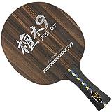 DHS Dipper Di-GT9 (Di-GT 9) (7 Wooden+ 2 Ebony) Table Tennis Blade for Ping Pong Racket, Long(shakehand)-FL