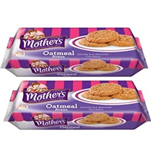 Mothers Oatmeal Cookies Baked with pride, 12.5 Ounce,Pack ...