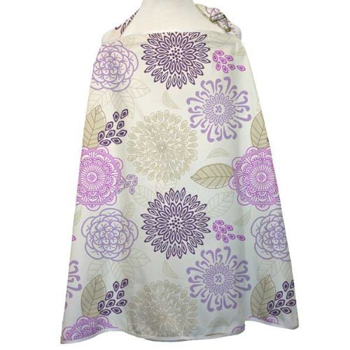 The Peanut Shell Nursing Cover, Dahlia by The Peanut Shell by The Peanut Shell