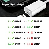 Lightning Audio + Charge + Sync Adapter for iPhone 7 and iPhone 7 Plus and iOS10.3