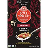 Soul Sprout, by Two Moms Sprouted Grain Free Cereal, 14 Ounce