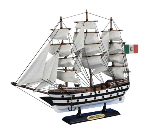 Hampton Nautical  Amerigo Vespucci Tall Ship, -